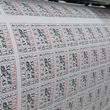 1000 - Lacres de Garantia Destrutível tipo casca de ovo. 25x12mm (3M)
